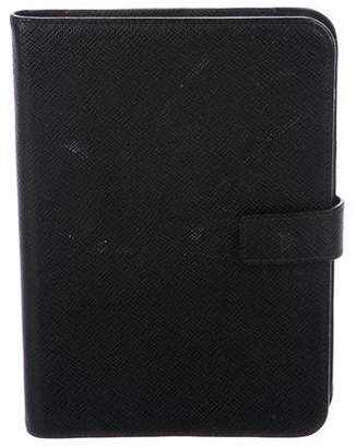 Smythson Leather iPad Case