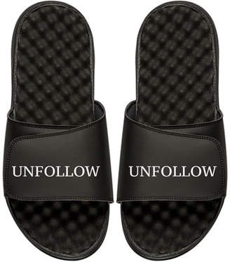 Pool' ISlide Men's Unfollow Slogan Pool Slide Sandal