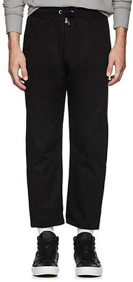 Blood Brother MEN'S ICON COTTON DRAWSTRING TROUSERS - BLACK SIZE M