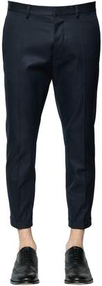 DSQUARED2 16.5cm Hockney Cotton Twill Pants