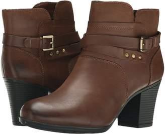Rockport City Casuals Catriona Buckle Bootie Women's Boots