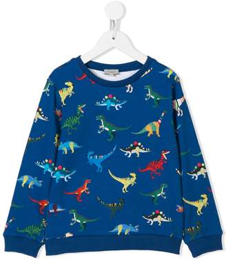 Paul Smith dinosaur print sweatshirt