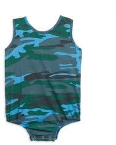 Joah Love Baby's Camo-Print Bodysuit
