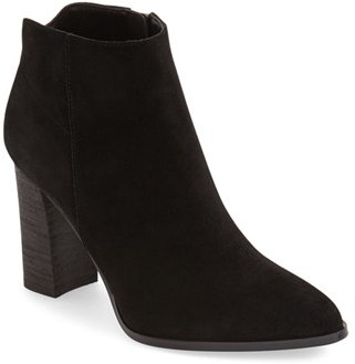 Women's Ivanka Trump 'Carver' Pointy Toe Bootie $149.95 thestylecure.com