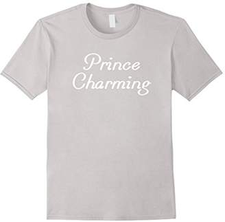 Prince Charming - Funny Fairy Tale Sarcasm Saying T-shirt