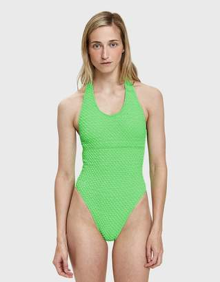 A.N.A Ack Uno Puckered Swimsuit