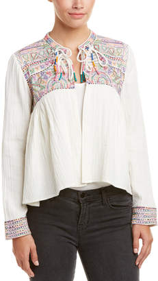 Love Sam Embroidered Jacket