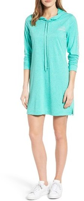 Women's Vineyard Vines Performance Hoodie Dress $108 thestylecure.com