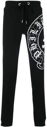 Philipp Plein printed sweatpants