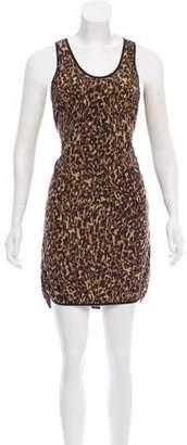 MICHAEL Michael Kors Camo Mini Dress