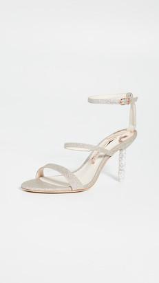 Sophia Webster 85mm Rosalind Crystal Sandals