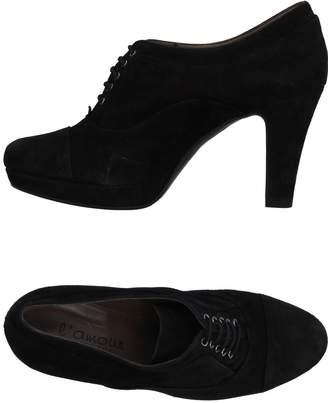 L'amour Lace-up shoes