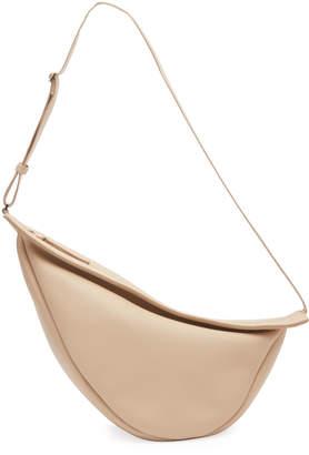 The Row Slouchy Banana Large Lux Grain Shoulder Bag