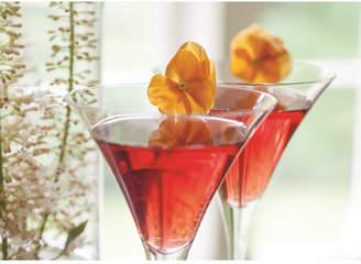 Lenox Stemware, Tuscany Classics Martini Glasses, Set of 4