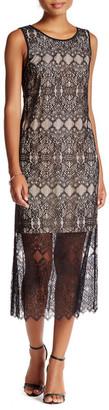 Kensie Lace Maxi Dress $88 thestylecure.com