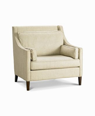 CLOSEOUT! Wetherby Oversized Chair