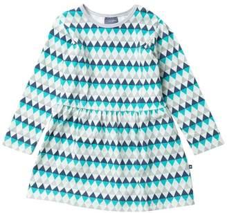 Toobydoo Atsuko Geo Print Skater Dress (Big Girls)