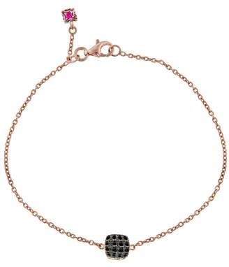 Black Diamond Selim Mouzannar Square Bracelet
