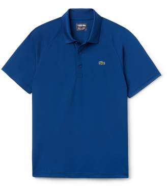 Lacoste Men's SPORT Technical Pique Tennis Polo