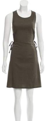 Theory Safira Linen Dress w/ Tags