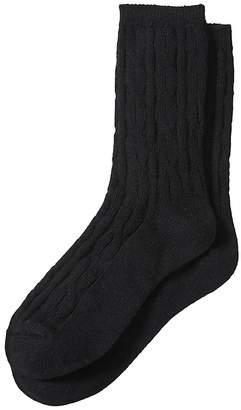 Banana Republic Cable-Knit Trouser Sock