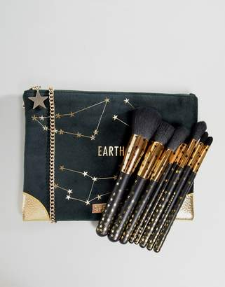 Spectrum Earth Bag and Zodiac Brushes