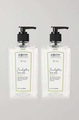 C.O. Bigelow Set Of Two Eucalyptus Hand Washes - Colorless