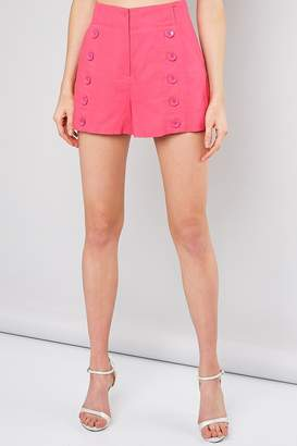 Do & Be Front Button Shorts