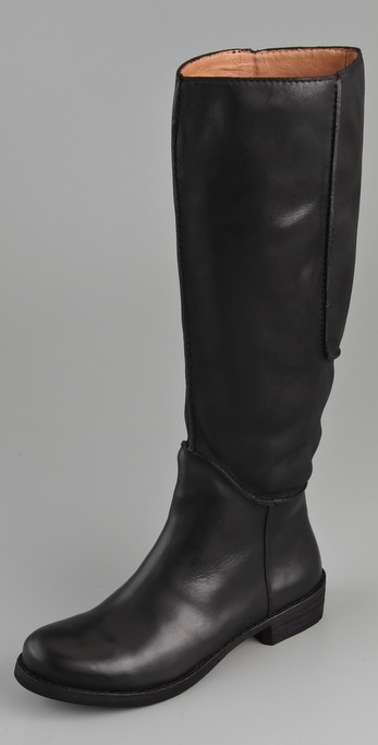 Modern Vintage Shoes Olympia Flat Boot