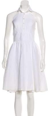 Ralph Lauren Halter A-Line Dress