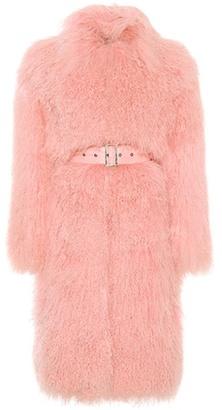 Saks Potts Exclusive to mytheresa.com – fur coat