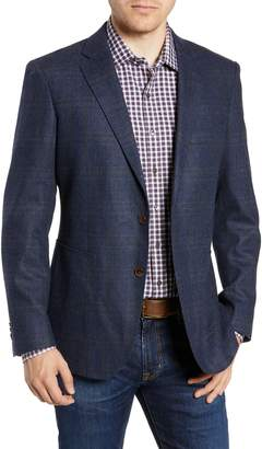 Rodd & Gunn 'Clareinch' Herringbone Plaid Sport Coat