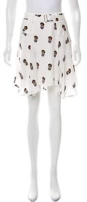 A.L.C. Printed Mini Skirt w/ Tags