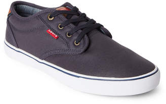 Levi's Navy Cali Core Low-Top Sneakers