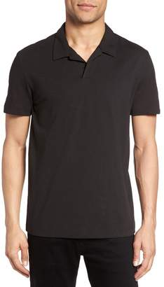 Theory Willem Atmos Short Sleeve Polo