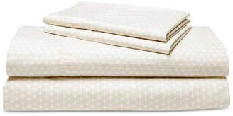 Lauren Ralph Lauren Lakeview Cotton Percale Count 4-Pc. King Sheet Set Bedding