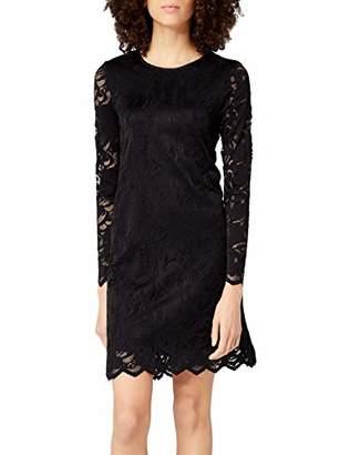 4471ea8ad383 Vila CLOTHES Women s Vistasia L s Lace A-Shape Dress-noos Dress