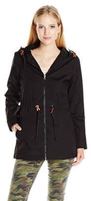 Element Juniors Wynn Pu Coated Jacket $89.95 thestylecure.com