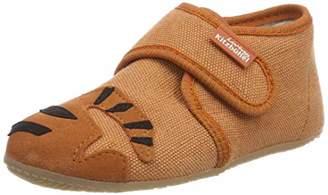 Living Kitzbühel Baby Boys' Babyklettschuh Tiger Slippers