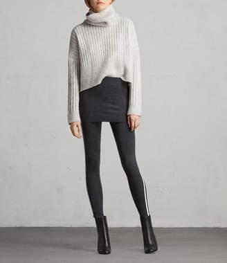 AllSaints Raffi Side Stripe Leggings