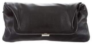 Maison Margiela Leather Fold Clutch
