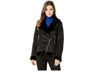 Steve Madden Pu Jacket Women's Coat
