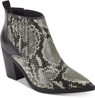 Marc Fisher Rental Ankle Booties Women Shoes