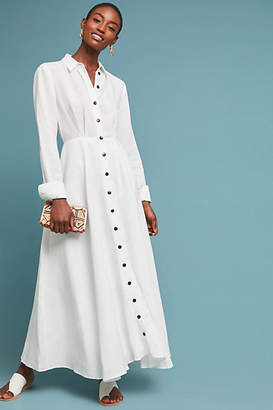 Mara Hoffman Maxi Shirtdress