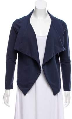 Bloch Open Front Long Sleeve Cardigan