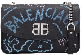 Balenciaga Graffiti Shoulder Bag