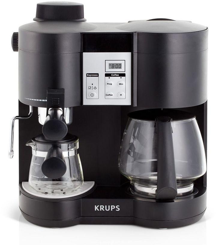Krups Combo Coffee & Espresso Maker