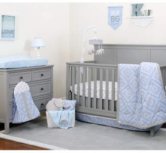 NoJo Dreamer 8 Piece Crib Bedding Set