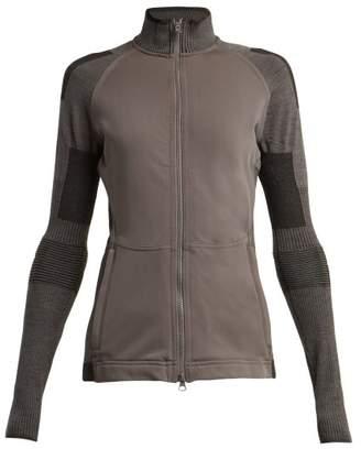 adidas by Stella McCartney Run Ultra Track Top - Womens - Grey Multi