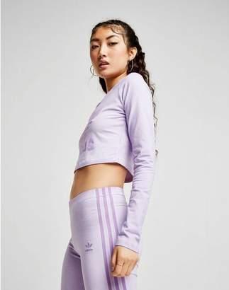 745853d5520 Adidas Women Long Sleeve Tops - ShopStyle UK